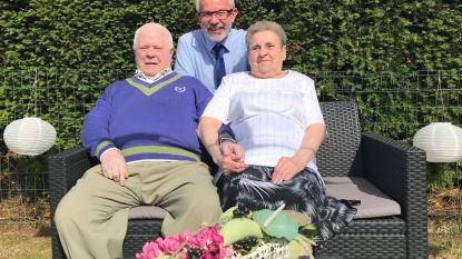Petrus en Lydia vieren zestig jaar huwelijk
