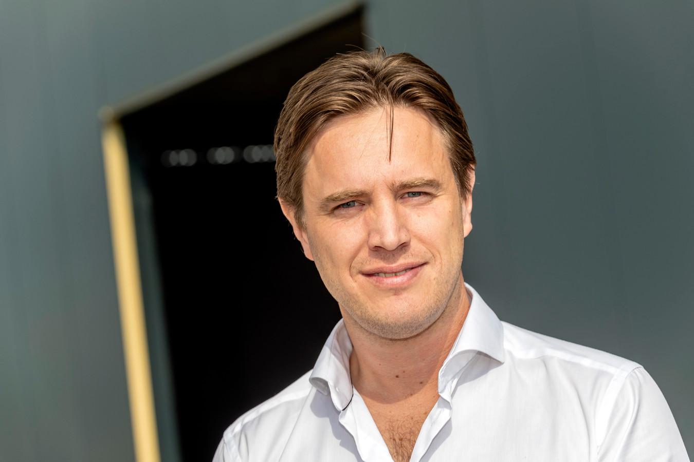 Kees Aarts, directeur van het bedrijf Protix.