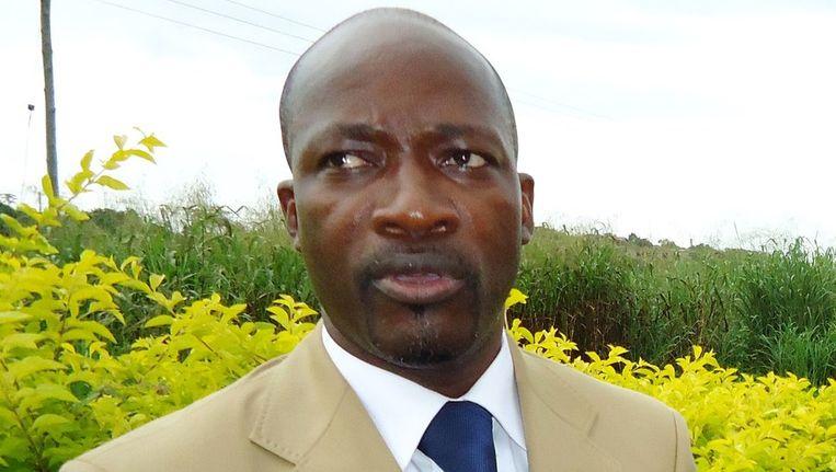 De Ivoriaanse politicus en zakenman Charles Blé Goudé. Beeld afp