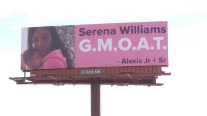 Zó verwelkomt echtgenoot van Serena Williams haar rentree op het WTA-circuit