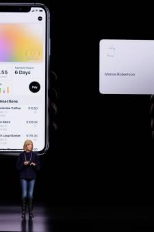 'Betaalkaart van Apple is seksistisch: mannen krijgen meer limiet dan vrouwen'