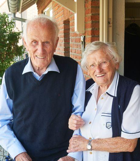 Harrie en Annie ontmoetten elkaar bij restauratie kerk