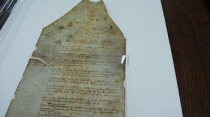 """Uniek perkament gerestaureerd: """"Document van 600 jaar oud vol Molse familie- en plaatsnamen"""""""