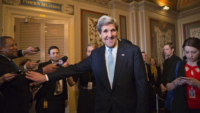 John Kerry Beeld ap