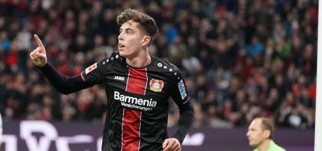 Bosz blijft winnen met Bayer Leverkusen