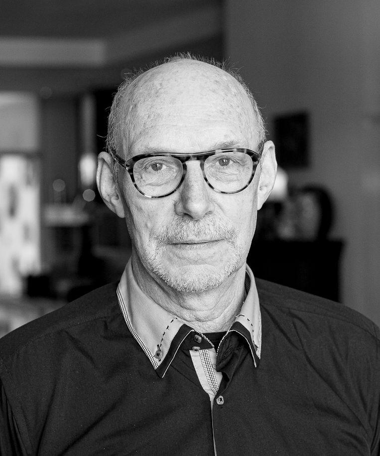 Willem Wessels. Strategisch adviseur, bestuurslid stichting IJbaan Amsterdam. Beeld Iris Bergman