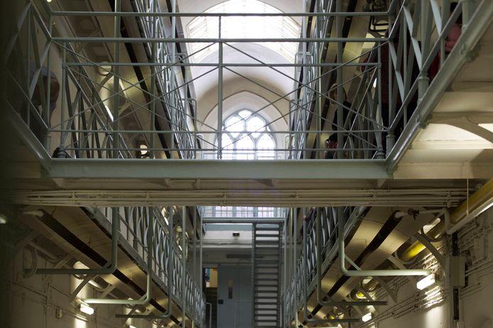 """""""Als gedetineerden begrijpen waarom je een beslissing neemt, als ze voelen dat je in hun belang redeneert, krijg je respect."""""""