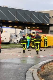 Man (29) uit Veldhoven komt om bij botsing in Tilburg, bestuurder (35) uit Boxtel opgepakt