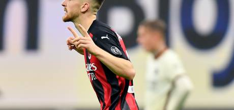 L'AC Milan, avec Alexis Saelemaekers buteur, lâche ses premiers points face à la Roma
