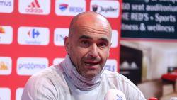 Martínez bevestigt basisplek Batshuayi, praat over vreemde situatie rond Fellaini en zal elftal tussendoor niet omgooien