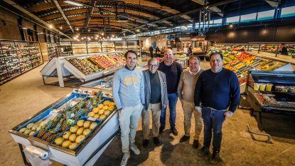 Spegelaere breidt Oostendse winkel uit met overdekte versmarkt