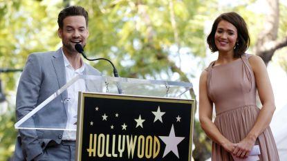 Emotionele 'A Walk To Remember'-reünie op de Hollywood Walk of Fame