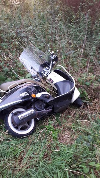 Gevonden scooter in omgeving Doetinchem