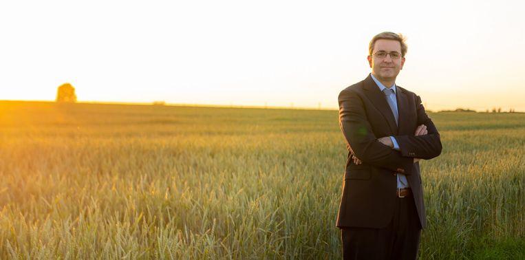 Stefaan Merckx is sinds juni vorig jaar de nieuwe CEO.