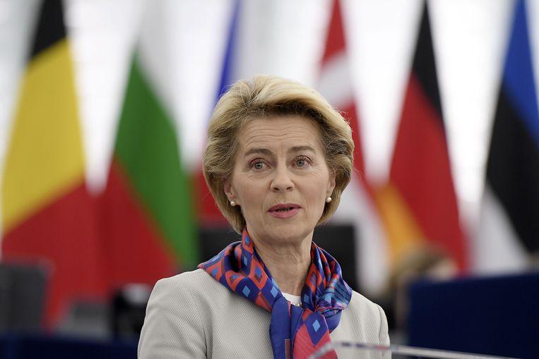 Ursula von der Leyen maakt er een erezaak van gemaakt meer vrouwen topposities te laten bekleden bij de Commissie.