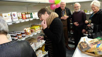 Sociale kruidenier opent in voormalige brandweerkazerne
