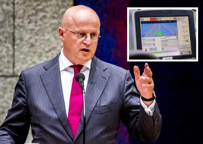 Minister Grapperhaus: Volop Aandacht Voor Gps-diefstallen