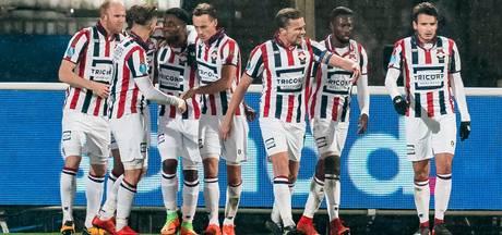 LIVE: Willem II start met vijf verdedigers tegen Vitesse