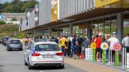 Brantano in Ternat blijft voorlopig gesloten