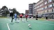 Revalidatiecentrum Pellenberg opent nieuw sportveld met rolstoelbasket