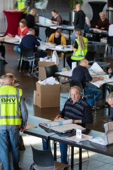 Hertellen is volop in gang in Flevoland