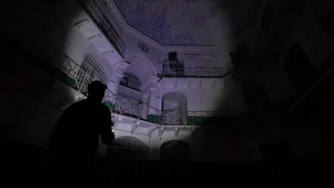 Fotograaf dringt in holst van de nacht verlaten gevangenis binnen. Dit is wat hij aantreft