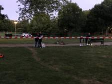 Steekpartij Vondelpark: slachtoffer met spoed naar ziekenhuis