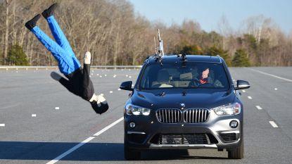 BMW X1 eindigt als allerslechtste in Amerikaanse test rond voetgangersdetectie