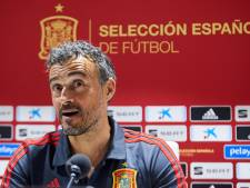 Luis Enrique bewondert Southgate: 'Ik leer Engels door hem'