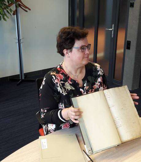 Anja Tanke werkte zes jaar aan beter gemeentearchief voor Borne