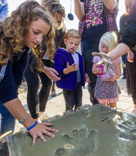 Vereeuwigd in beton: nieuwbouw basisschool De Berk in Kaatsheuvel van start