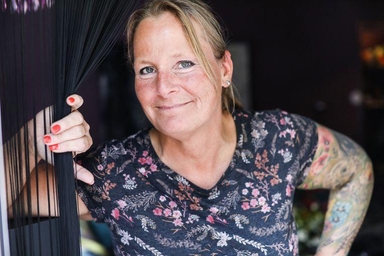Jorma Bos werd sekswerker nadat haar relatie was gestopt en ze via datingapps regelmatig seks met mannen had.