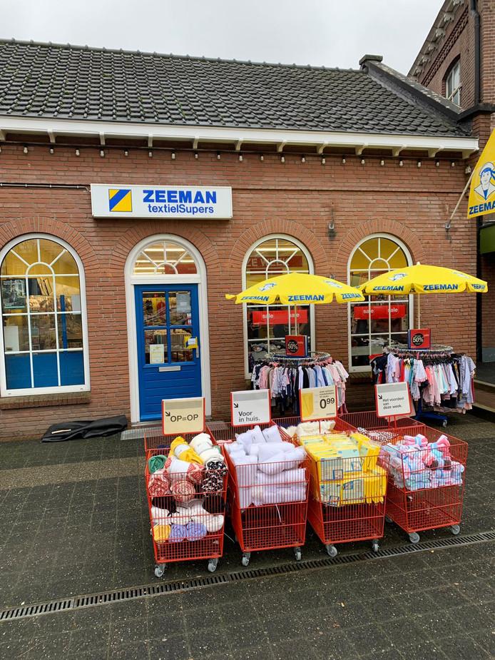 Zeeman in Delden