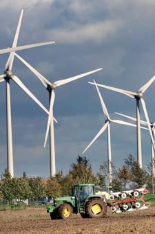 Provincie moet altijd 'ja' zeggen  tegen windmolens