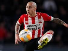 PSV-verdediger Angeliño blij met de punten, maar verdrietig voor NAC