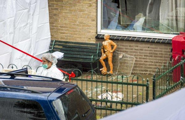 Fatale brand Papendrecht lijkt aangestoken door gezinslid. 'De buurt is in shock'