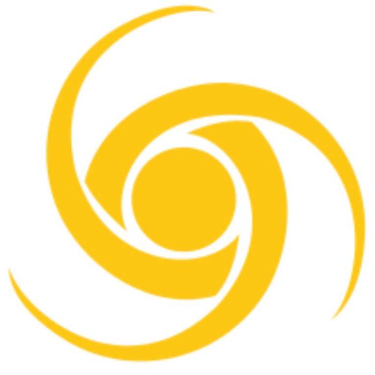 Logo van de Triple Nine Society. Beeld