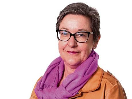 Columnist Marleen Blommaert: 'Ik wil mensen zachtjes aan de week laten beginnen'