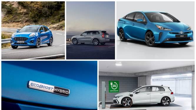 Wanneer is een wagen echt hybride? Onze auto-expert ziet hoe merken de klant durven te misleiden