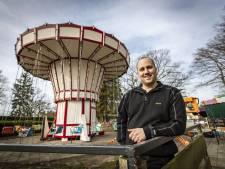 De Waarbeek in Hengelo vernieuwd: vanaf april weer zoenen in de rupsbaan