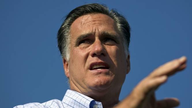"""Mitt Romney: """"Maan zal eerste zoon van Aarde missen"""""""