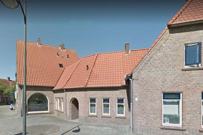 Het pand van Doruk aan de Rietstraat.