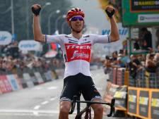 Mollema trots op rugnummer 1 in Ronde van Lombardije