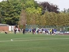 Match de foot clandestin à Visé: il n'y aura pas de poursuite