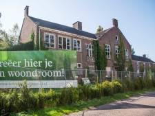 Sloopkogel in 'rotte kies' in binnenstad Oldenzaal