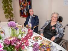 Diamanten diner in Malderburch: 'Eindelijk weer een kus gehad'