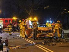 Zwaar ongeluk in Loenen: ravage en meerdere gewonden