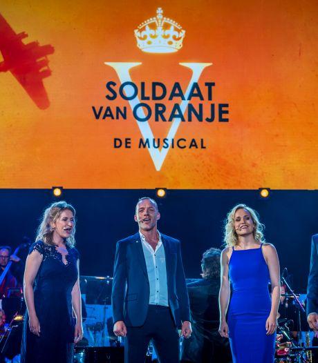 Helft cast Soldaat van Oranje heeft coronavirus, musical ligt stil