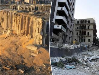 IN BEELD. Zo verschrikkelijk is verwoesting na gigantische explosie in Beiroet