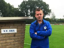 Erix verlengt contract met trainer